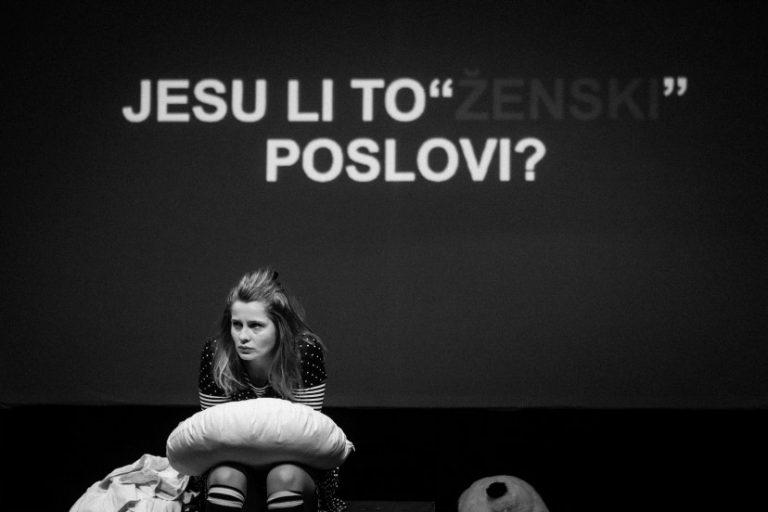 Predstava 'Što čekamo' u splitskom HNK