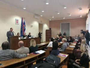 Konferencija u Osijeku, PRS